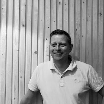 Bob Verschut, eigenaar van Met Stroop Ofzo